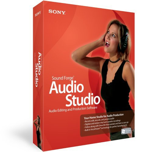 Sound Forge Audio Studio 10 Crack incl Keygen Full