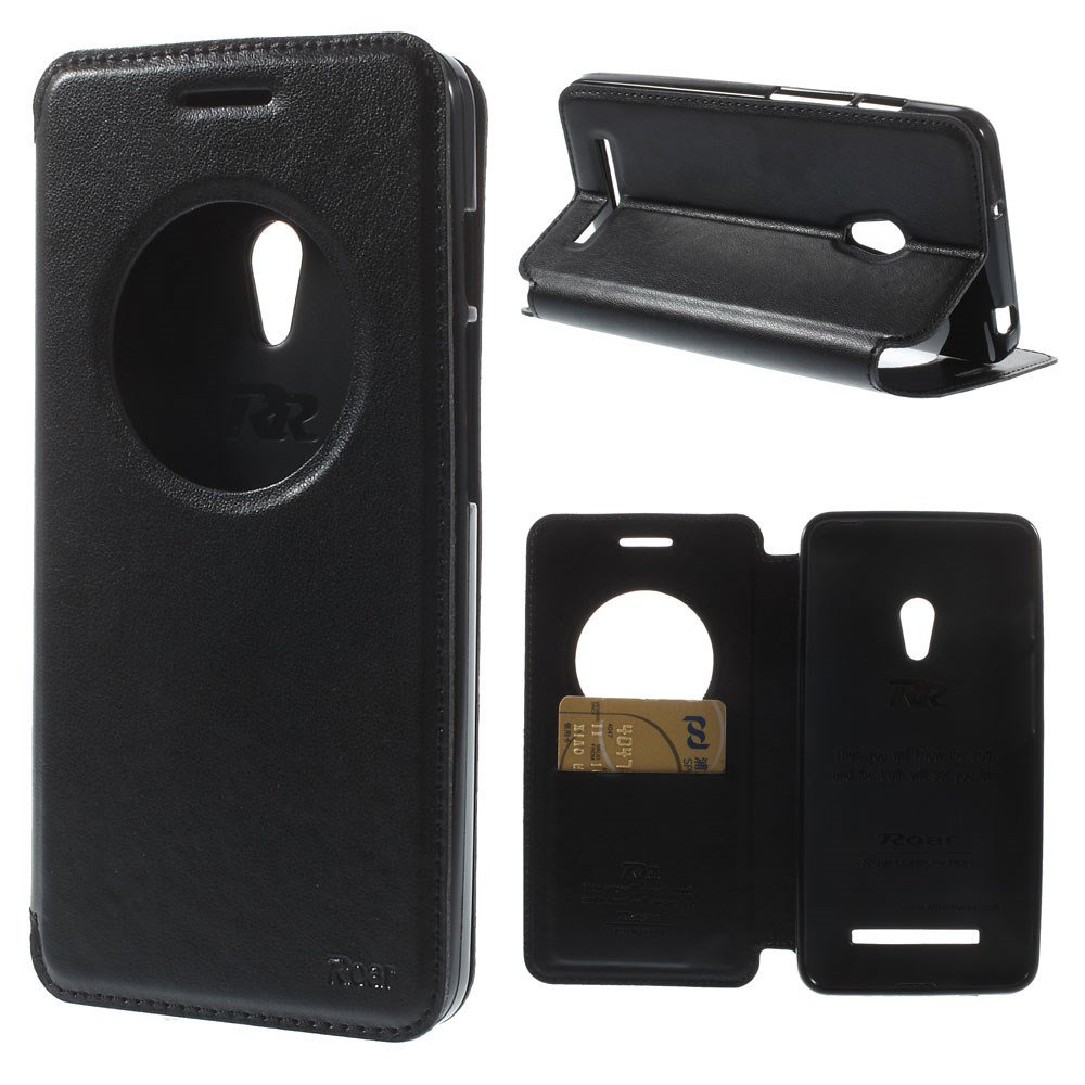 Aliexpress.com : Buy For Asus ZenFone 5 Leather Case Roar Korea Noble View Flip Cover for ZenFone 5 (A500CG/A501CG), LTE (A500KL) FREE SHIPPING from Reliable flip cover suppliers on GUUDS Official ...