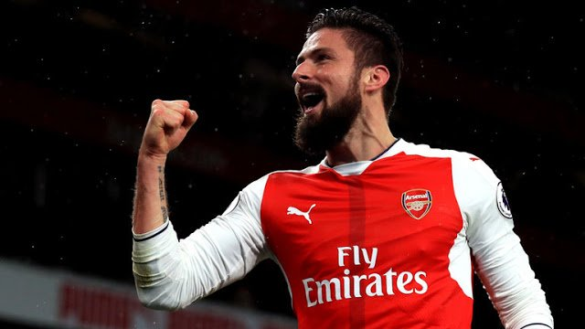 Wenger on Giroud future: He loves Arsenal - Daily Soccer News