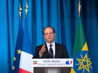 François Hollande: «Ce n'est pas parce que nous nous retirons du Mali, que nous nous retirons du Sahel»