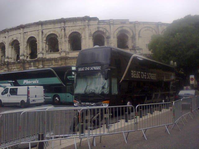Jean Michel Jarre World Tour Europe