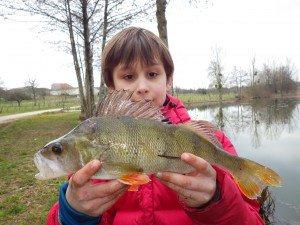 Les sessions de pêche | Stages et séjours de pêche en Champagne! | Plus de douze ans d'expérience à votre service!