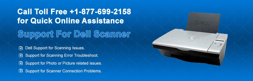 Customer Care Number +1-877-217-7933 is available for Dell Scanner Issues