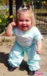 Votez pour la photo de Veronique Lubis : mes premiers pas!!!