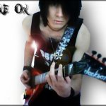 oX - Mike OX - Guitar Rythm/Lead singer for FYRS Xo
