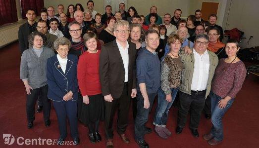 Municipales : les 55 noms de la liste Front de Gauche à Limoges