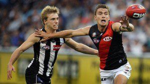 AFL Live – Round 17 – Essendon vs Collingwood – 13th July