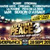 STROMAE et ROHFF rejoignent URBAN PEACE 3