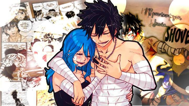 Gruvia fans here??