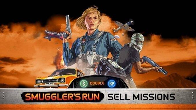 GTA Online : La contrebande est à l'honneur cette semaine | Sell Mission