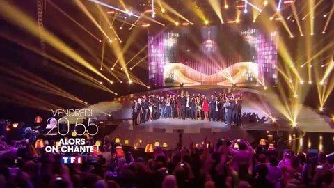 Vidéo Bande-annonce Alors on chante ! vendredi 28 novembre à 20h55 sur TF1 - sidaction - Replay TV