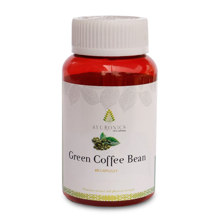 green coffee capsules