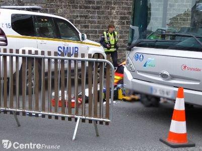 Accident mortel à Rambouillet : le chauffeur du bus risque 7 ans de prison [Mis à jour]