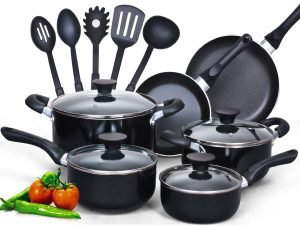 Best Nonstick Cookware Set Reviews in 2017 - Kitchenette Chef