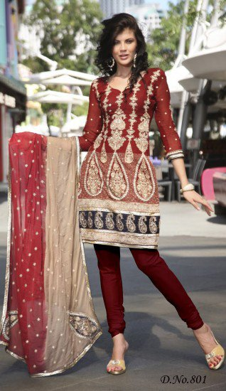We provide the largest collection of bollywood replica salwar suit latest design at LaRoyal