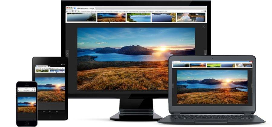 Pont Mobile: Google Chrome v54