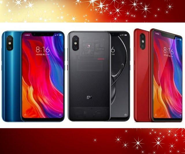 Smartphones Xiaomi a vendre sur internet en france - Coupon France