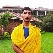 Hatha yoga school in Rishikesh