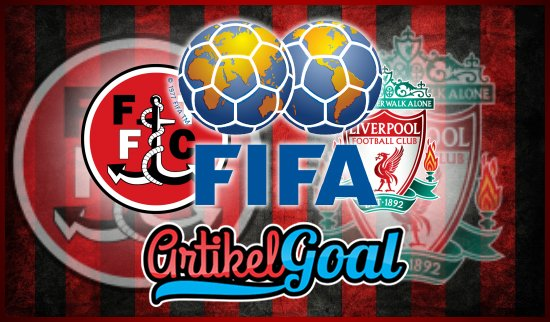 Prediksi Bola Fleetwood Vs Liverpool 14 Juni 2016