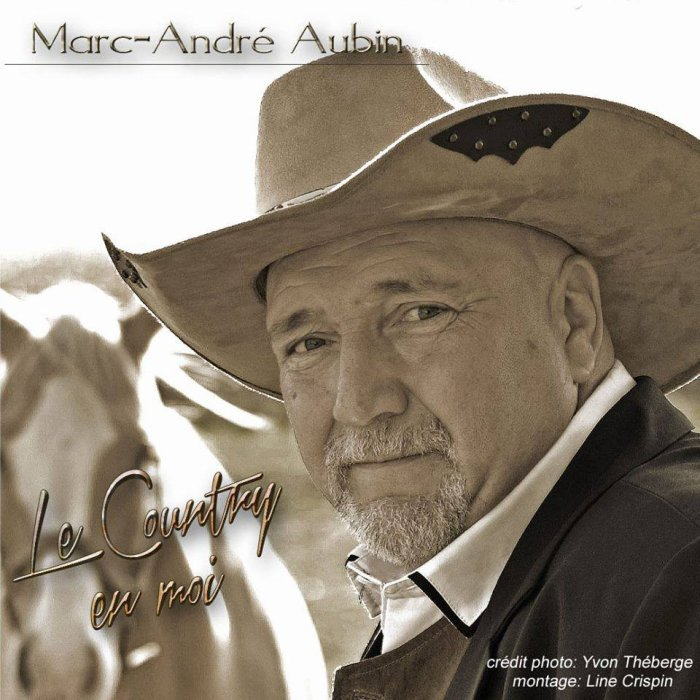 Marc-Andre-AubinChanteur  fête ses 55 ans demain, pense à lui offrir un cadeau.Aujourd'hui à 08:30