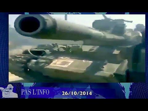 « PAS L'Info ! » : Le journal antisioniste ! [26/10/14]