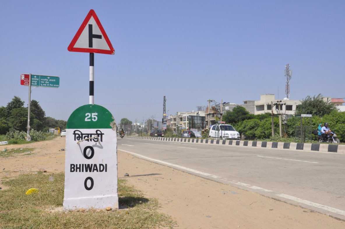 Bhiwadi is the safest market for investors and end-users
