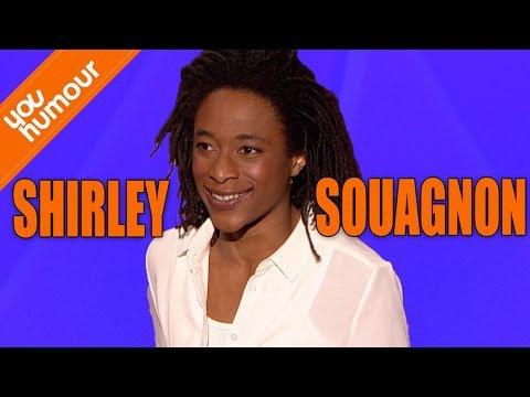Shirley Souagnon - C'est une fille !
