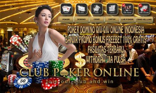 Judi Poker Via Pulsa