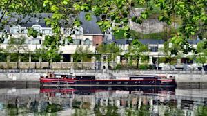 Bateaux-hôtels recommandés : Namur