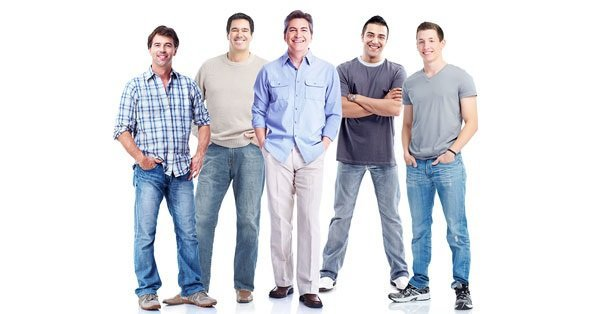 Interesting Facts about Men - Physiological Difference Between Us - Health Fitness Care