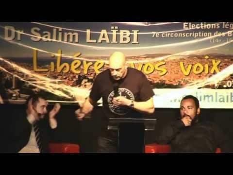 Déjeûner public de Kabylie : Les politicards islamistes des banlieues françaises s'y mettent aussi