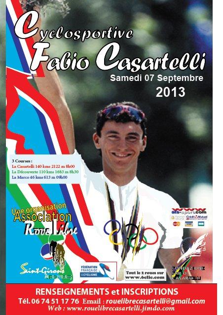 RESULTAT DE LA CASARTELLI 2014