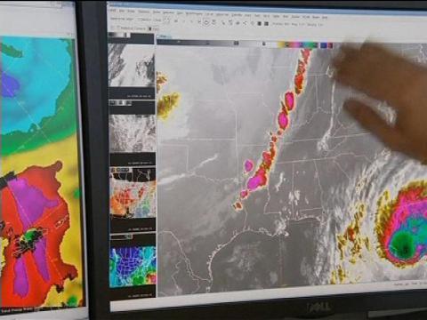 Ouragan Sandy : danger sur New-York