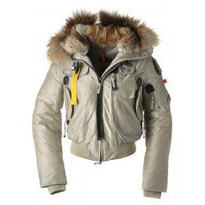 Parajumpers Gobi-W Jacket Ivory jacket down