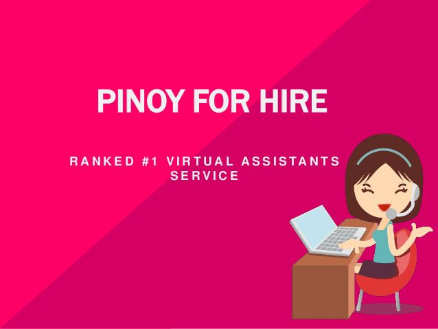 Hiring Virtual Assistant Philippines