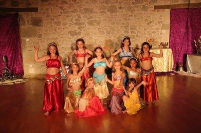 Nedjma Danse Orientale