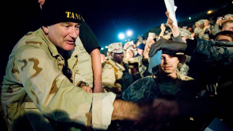 Robin Williams, un génie de la comédie : à revoir en replay !