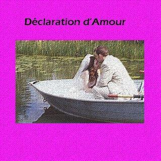 Sms Et Message Pour Déclaration Damour Blog De Jenny Layala