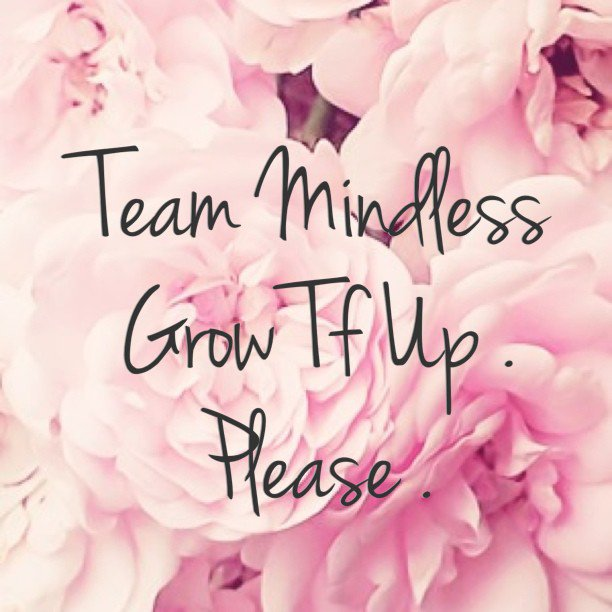 #TeamMindless