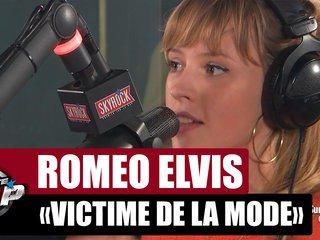 Roméo Elvis « victime de la mode » feat. Angèle Remix #PlanèteRap - Vidéo Skyrock