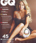 Vanessa Huppenkothen in GQ Mexico | Free People