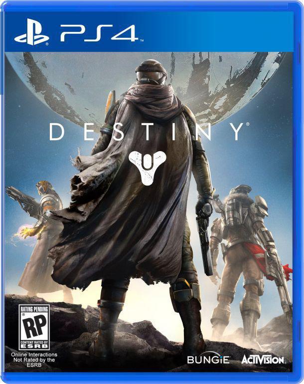 #Buzz ▶ #Destiny #PS4 - #Jeu #PlayStation4 par les créateurs de #Halo et l'éditeur de #CallofDuty