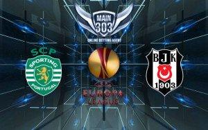 Prediksi Sporting CP vs Besiktas 11 Desember 2015