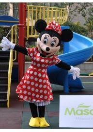 Mickey Mouse Costume For Adults | Minnie Mascot Costume For Adults - MascotShows.com
