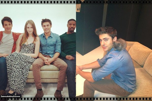 Zac : Shoot (August 28)