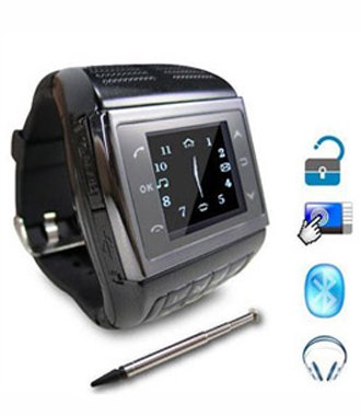 Spy Mobile Watch Phone In Delhi India, 9650923110