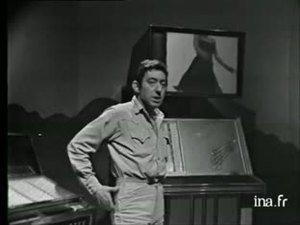 """Serge Gainsbourg """"Le claqueur de doigts"""""""