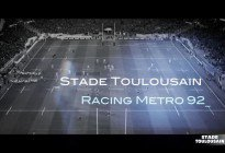 TOP 14 - BARRAGE - STADE TOULOUSAIN / RACING MÉTRO 92 ( LES TEMPS FORTS DU MATCH)