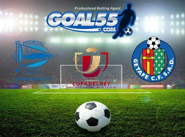 Prediksi Skor Deportivo Alaves VS Getafe 1 Desember 2017