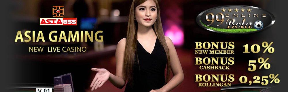 Cara Bermain Judi Casino Online Asia 855 Indonesia | 99 Bola